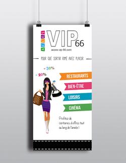 Flyer Acces vip 66