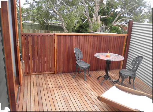 Outdoor Joinery