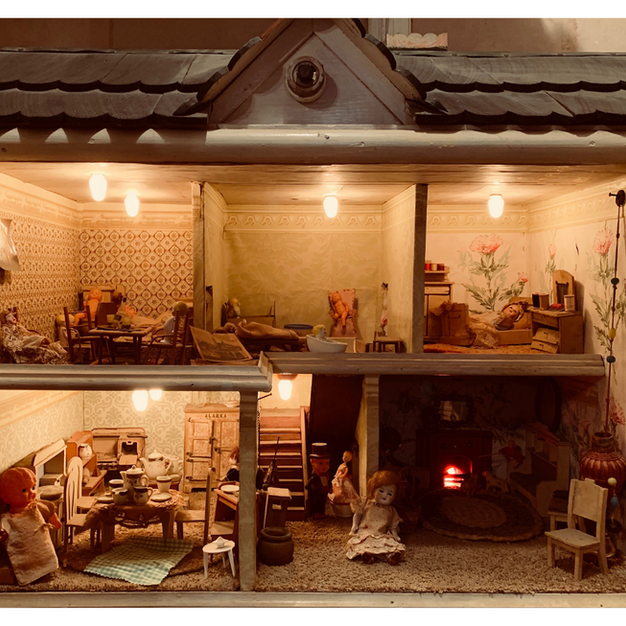 Doll House Puzzle