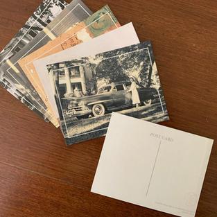 Vintage Postcard Set