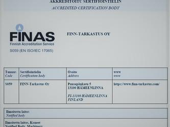 FINN-Tarkastus Oy aloittaa henkilönostimien tyyppitarkastukset