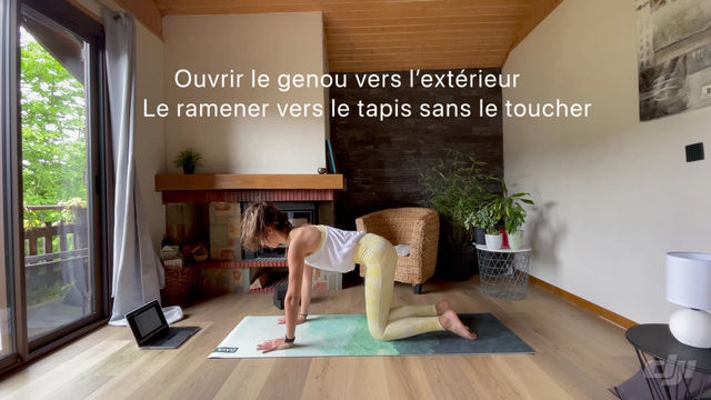 Fessiers Yoga Workout 🍑