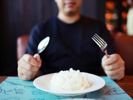Quantos kg de arroz um brasileiro consome por ano?