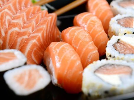 Arroz para Sushi (Com Arroz comum)