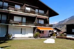 Parterre-Wohnung mit Tiefgarage