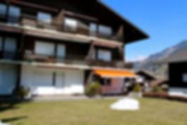 Chalet-Mehrfamilien-Haus