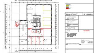 2. Obergeschoss Variante 4 (Praxis)