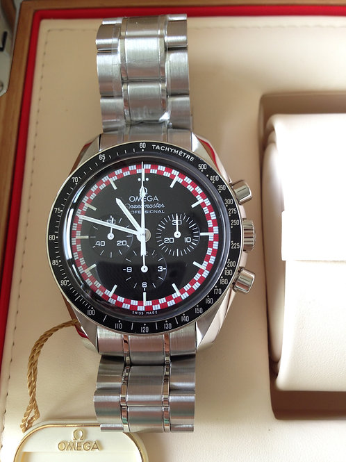 "Omega Speedmaster Moonwatch ""TinTin""  Very Rare BRAND NEW SOLD"