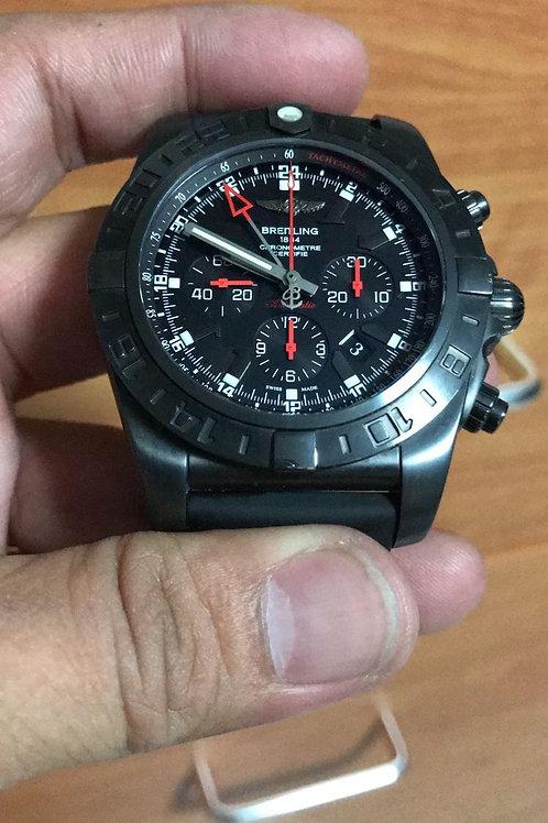 Breitling Chronomat GMT Blacksteel LTD ED SOLD