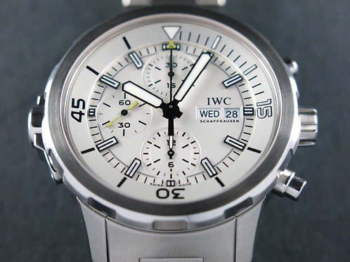 IWC Aquatimer Chronograph Day Date SOLD