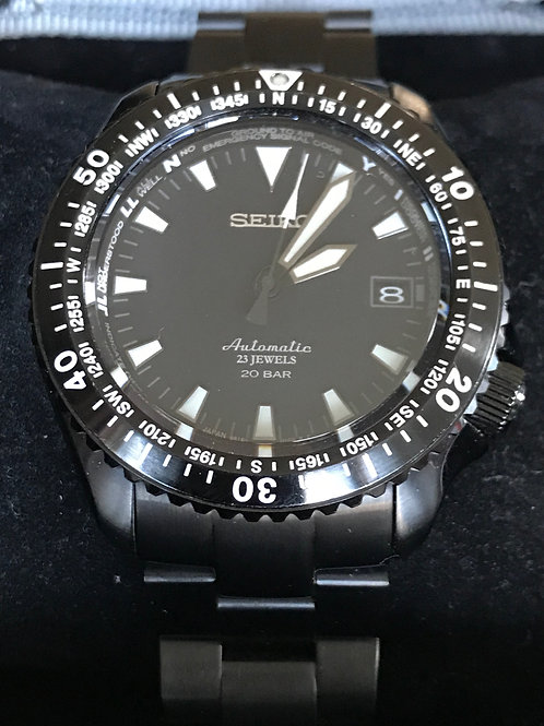 Seiko Alpinist Takeshi Mizukoshi LTD ED 500 Pieces Only RARE SOLD