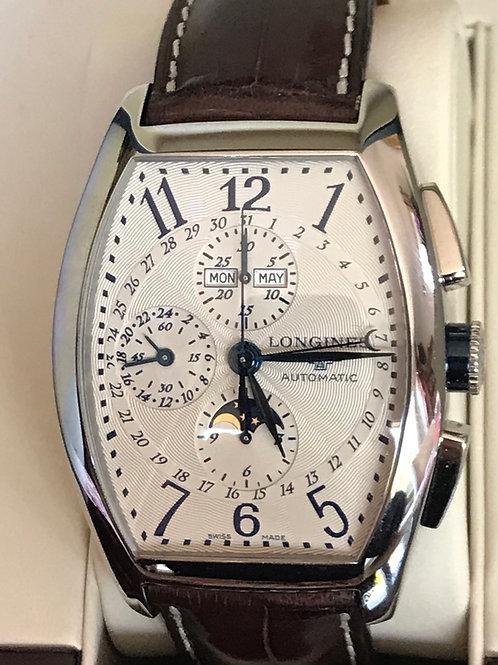 Longines Evidenza Chronograph Triple Calendar SOLD