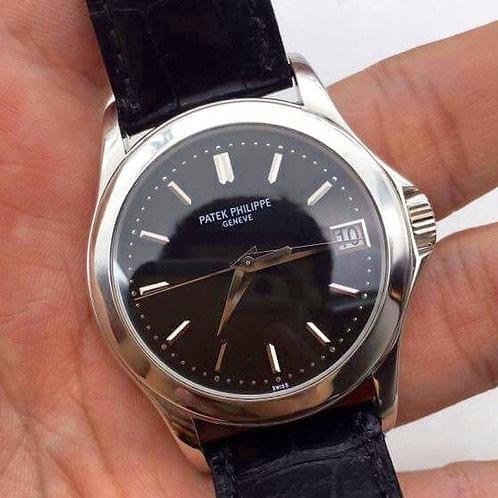 Patek Philippe Calatrava 5107 Platinum Extremely Rare SOLD