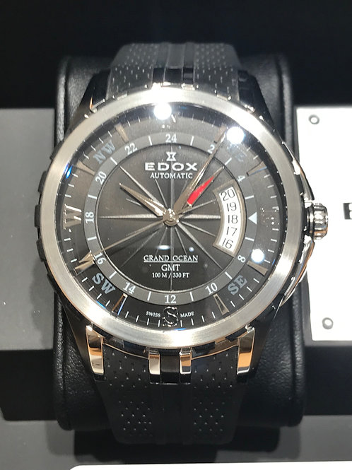 Edox Grand Ocean GMT Automatic BRAND NEW SOLD
