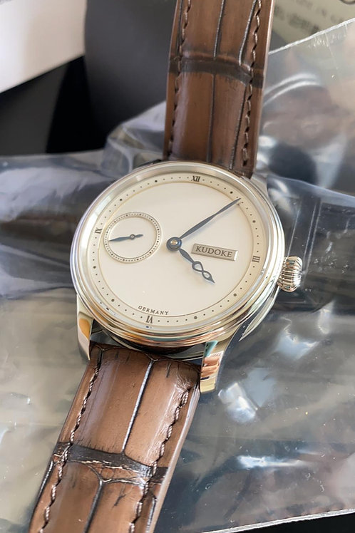 Kudoke-1 39mm In-House Movement Independant ACHI VERY RARE Complete SOLD
