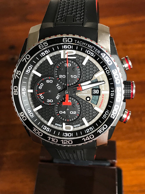 Tissot PRS 516 Extreme Automatic Chronograph Complete Set SERVICED SOLD