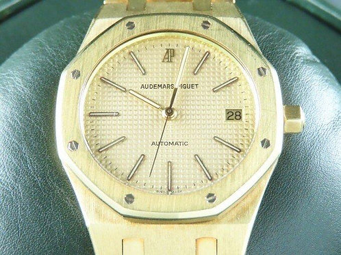 Audemars Piguet Royal Oak Neo Vintage Yellow Gold Automatic 37mm Transitional Mo