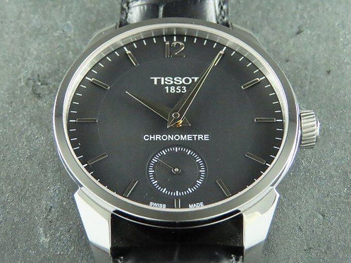 Tissot T-Complication Chronometer Manual 43mm Mint Complete Set Under Tissot War