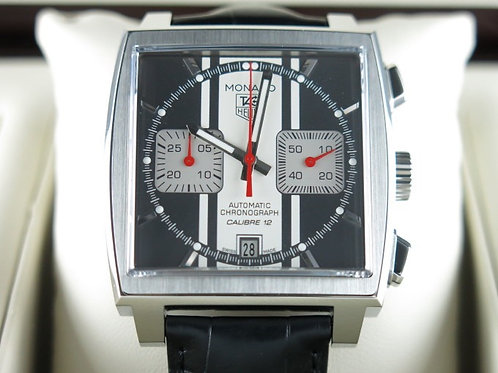 Tag Heuer Monaco Chronograph Caliber 12 Boutique Edition BRAND NEW SOLD