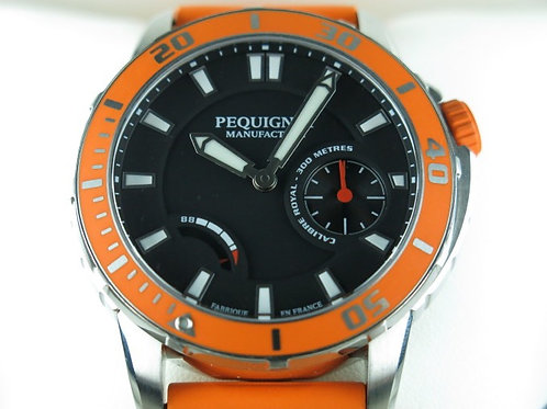 Pequinet Royal 300 Diver Manufacture SOLD