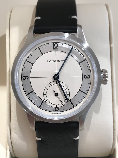 Longines Heritage Classic Automatic Dial 38.5mm NIB Special Edition