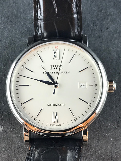 IWC Portofino Automatic Steel 40mm MINT CONDITION SOLD