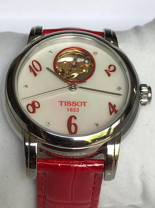 Tissot Sports 2012 Automatic Ladies Open MOP Dial Diamonds LNIB SOLD