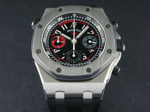 Audemars Piguet Royal Oak Offshore Chronograph Polaris Alinghi LTD ED SOLD