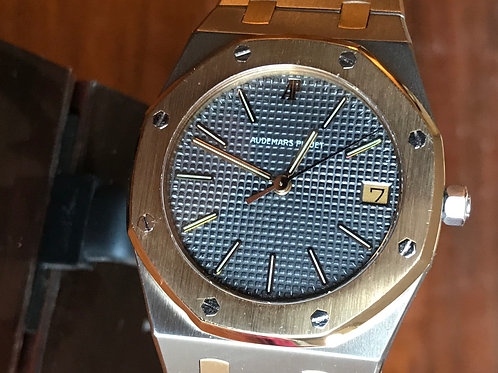 Audemars Piguet Royal Oak Quartz Steel/Gold 33mm No Box/Paper SOLD