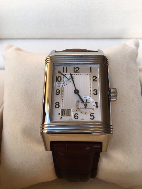 Jaeger LeCoultre Reverso Big Date Power Reserve Manual RARE SOLD