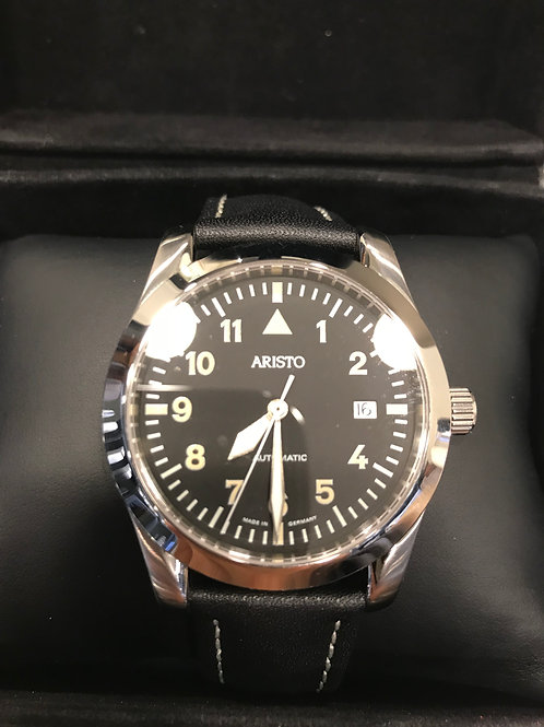 Aristo Pilot Type Black Dial Automatic Micro Rotor SALE!