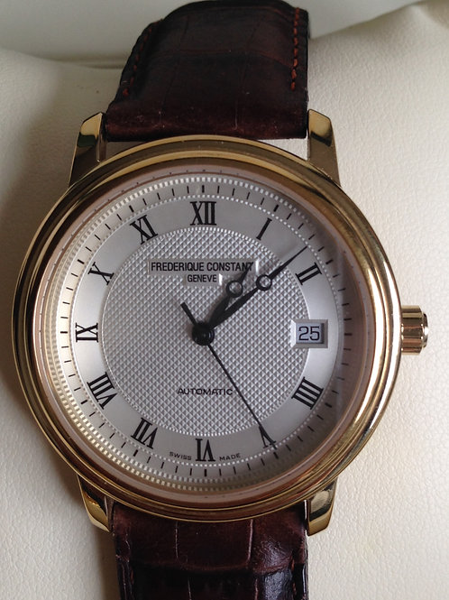 Frederique Constant Slimline Automatic Gents 40mm SOLD