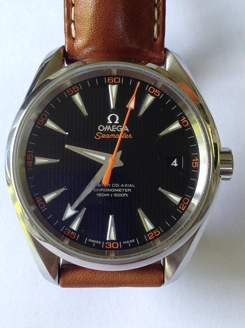 Omega Seamaster Aqua Terra Master Co-Axial SALE! SOLD