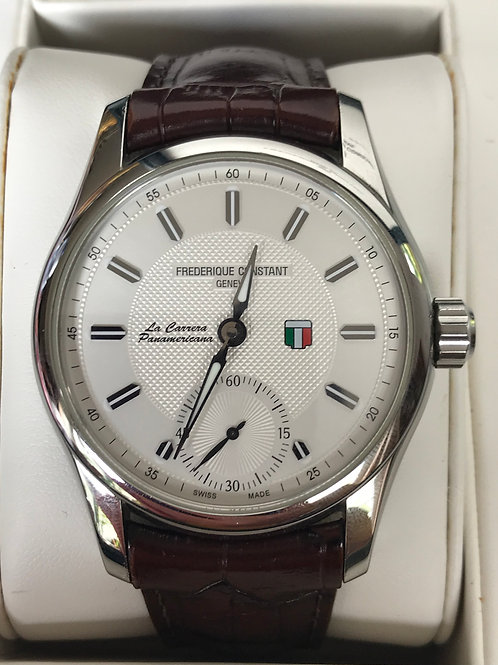 Frederique Constant Vintage Pan America LTD ED RARE LOW NUMBER SOLD