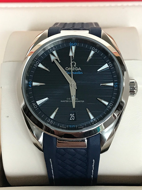 Omega Seamaster Aqua Terra Co-Axial Master Chronometer 41mm LNIB Warranty SOLD