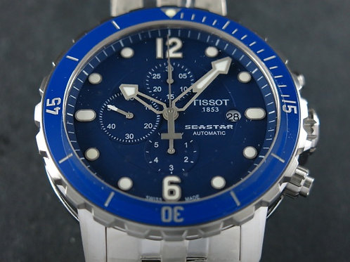 Tissot Seastar 1000 Automatic Chronograph BRAND NEW SOLD