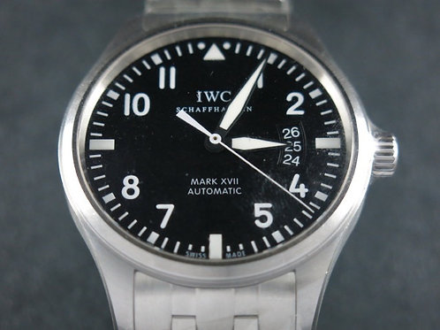 IWC Mark XVII Pilot Watch SOLD