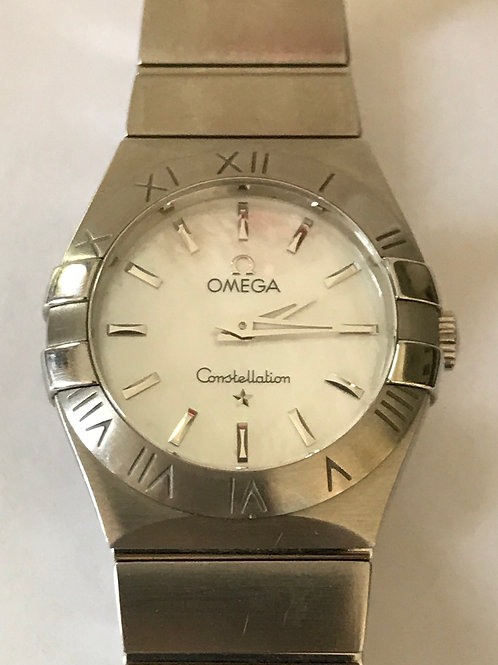 Omega Constellation Quartz 27mm SUPER PRICE! SOLD