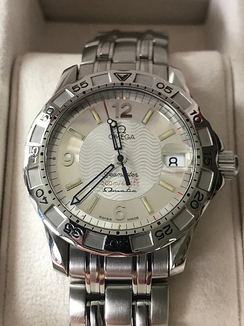 Omega Seamaster Omegamatic Seviced Complete Set SOLD
