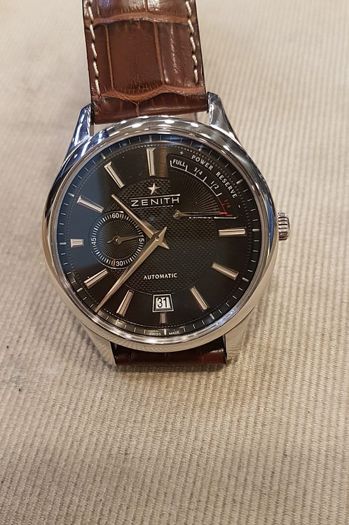 Zenith Elite Captain Power Reserve SOLD