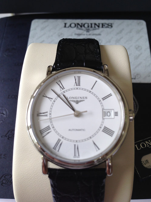 Longines Presence Classic Automatic Steel SOLD