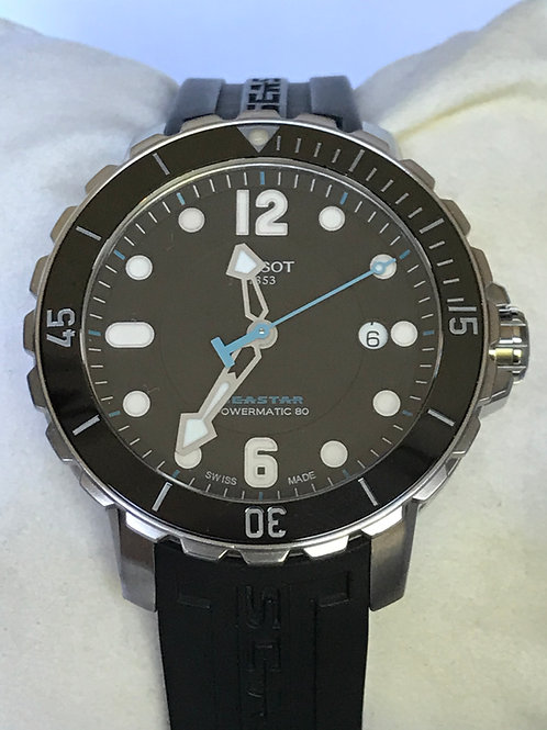 Tissot Seastar 1000 Automatic Ceramic Bezel Complete Set SOLD