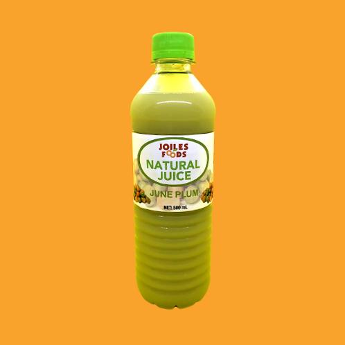 June Plum Juice