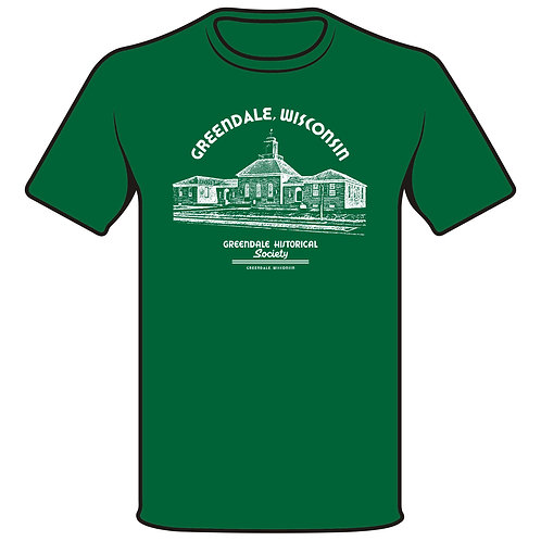Original Photo - Village Hall T-Shirt
