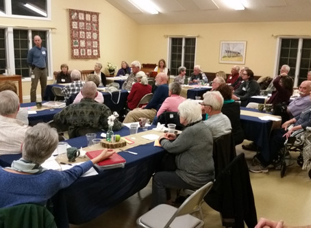 SEARCH Community Meeting - March 10, 2020 - Spruce Pine