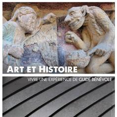 Affiche - CASA, art et histoire