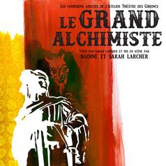 Affiche de théatre - Le Grand Alchimiste