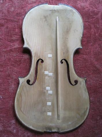 Gagliano School Violin
