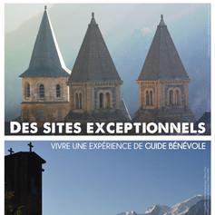Affiche - CASA, Des sites exceptionnels