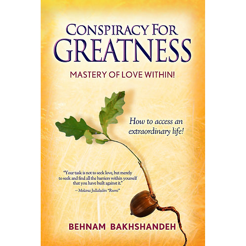 Conspiracy For Greatness - Book - Paperback